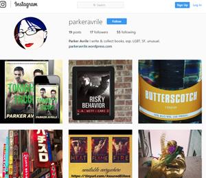 parker avriles instagram